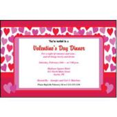 Key To Your Heart Personalized Invitations