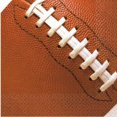Football Fan Lunch Napkins - 16 Pack