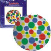 Primary Dots Lantern