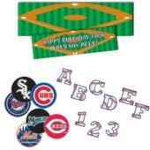 MLB Custom Banner
