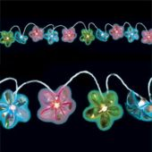 Flower String Lights