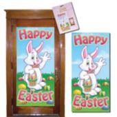 Happy Easter Door Cover