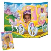 Princess Carriage Photo Prop