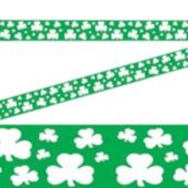 Shamrock Party Tape Decoration