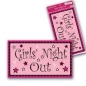 Girl's Night Out Cling