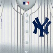NY Yankees Lunch Napkins - 36 Pack
