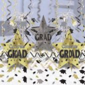 Gold Graduation Table Kit