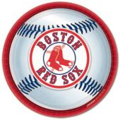 """Boston Red Sox 9"""" Plates - 18 Pack"""