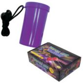 Purple Plastic Air Blasters-24 Per Unit