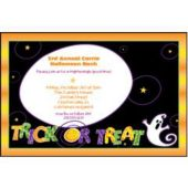 Halloween Spirits Personalized Invitations