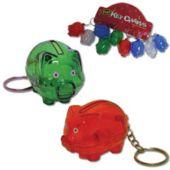 Pig Keychains