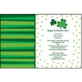 Luck Of The Irish Personalized Invitations