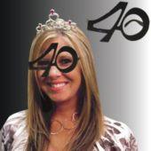 The Big 40 Glasses - 12 Pack