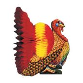 Turkey Centerpiece-15""