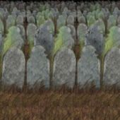 Graveyard Scene Setter