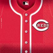 Cincinnati Reds Lunch Napkins - 36 Pack