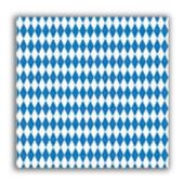 Oktoberfest Lunch Napkins - 16 Pack