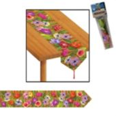 Tropical Hibiscus Table Runner