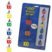 100 Stringer Decoration