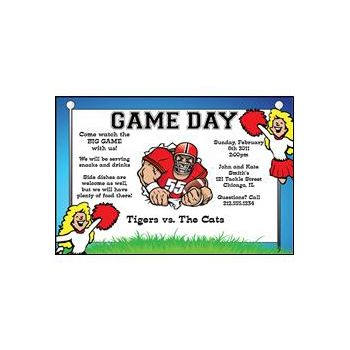 Game Day RED