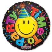 """Party Time 18"""" Balloons"""