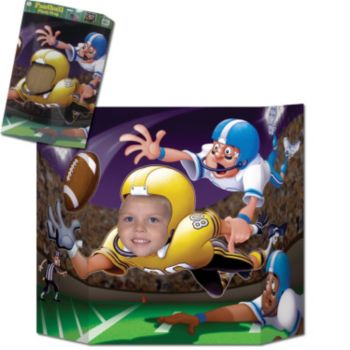 FOOTBALL PHOTO PROP