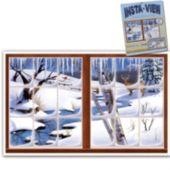 Winter Wonderland View Decoration