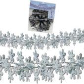 Snowflake Garland Column