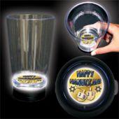 LED Hanukkah Cup-16oz