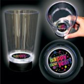 LED New Year's Cup-16 oz