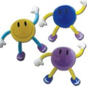 "Smile Man 34"" Inflatables - 12 Pack"