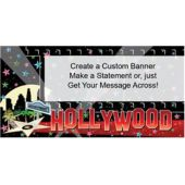 Hollywood Rodeo Drive Custom Banner