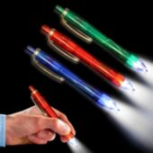 Red LED and Light-Up Pen