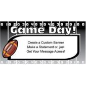 Big Game Day Custom Banner