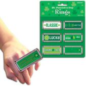 St. Patrick's Day Ring Set- Unit of 6