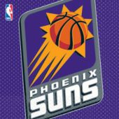Phoenix Suns Lunch Napkins - 16 Pack