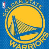Golden State Lunch Napkins - 16 Pack