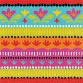 Fiesta Brights Lunch Napkins - 16 Pack