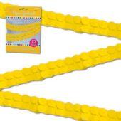 """Yellow Paper Garland-12"""""""