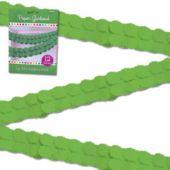 Green Paper Garland-12'