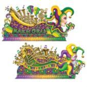 Mardi Gras Float Props