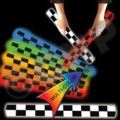 LED Checkered Flag Foam Lumiton