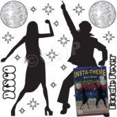 Disco Dancer Props