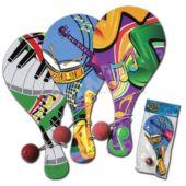 Jazzy Paddle Balls