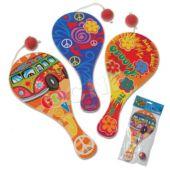 Retro Paddle Balls