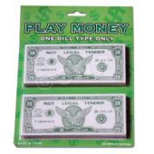 Play Money $20 -250 Pack