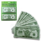Play Money-$100- Unit of 250