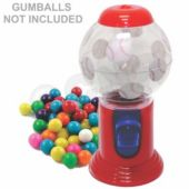 "Baseball 7 1/2"" Gumball Machine"