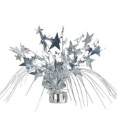 Silver Star Centerpiece-11""