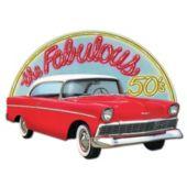 50's Fabulous Sign